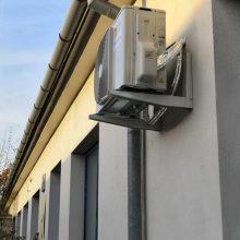 Klimatizace prodejny Brno Slatina